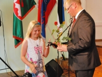 015 Tänupäeval tunnustab Sindi gümnaasium parimaid õpilasi. Foto: Urmas Saard