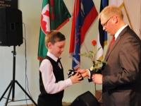 017 Tänupäeval tunnustab Sindi gümnaasium parimaid õpilasi. Foto: Urmas Saard