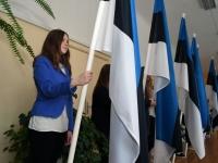 009 Tartu rahu 98. aastapäevale pühendatud konverents Sindi gümnaasiumis. Foto: Urmas Saard