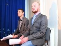 013 Tartu rahu 98. aastapäevale pühendatud konverents Sindi gümnaasiumis. Foto: Urmas Saard