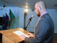 015 Tartu rahu 98. aastapäevale pühendatud konverents Sindi gümnaasiumis. Foto: Urmas Saard