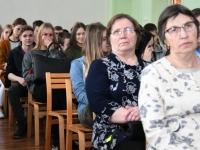018 Tartu rahu 98. aastapäevale pühendatud konverents Sindi gümnaasiumis. Foto: Urmas Saard