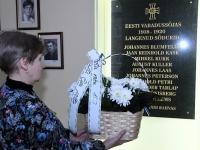 002 Tartu rahu juubeli tähistamine Sindis. Foto: Urmas Saard