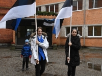 017 Tartu rahu juubeli tähistamine Sindis. Foto: Urmas Saard