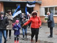 018 Tartu rahu juubeli tähistamine Sindis. Foto: Urmas Saard