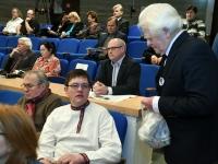 010 Tartu rahuläbirääkimistele pühendatud konverents rahvusraamatukogus. Foto: Urmas Saard