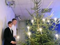 014 Teine advent Sindi gümnaasiumis. Foto: Urmas Saard