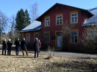 007 Theodor Pooli talus Piistaojal. Foto: Urmas Saard