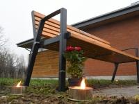 005 Tiit Tarlapile mälestuspingi avamine. Foto: Urmas Saard