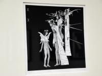 002 Tõnis Vindi graafika ja plakatid Avangard Galeriis. Foto: Urmas Saard