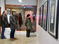 007 Tõnis Vindi graafika ja plakatid Avangard Galeriis. Foto: Urmas Saard