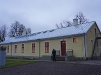 001 Erivajadustega inimeste koduks kohandatud valitsejamaja. Foto: Marge Tasur