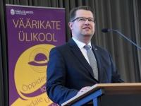 016 TÜ Pärnu kolledži Väärikate ülikooli õppeaasta lõpetamine. Foto: Urmas Saard