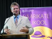 001 TÜ Pärnu Väärikate ülikooli kümnenda õppeasta avaaktus. Foto: Urmas Saard