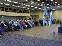 011 TÜ Pärnu Väärikate ülikooli kümnenda õppeasta avaaktus. Foto: Urmas Saard