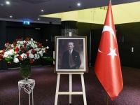 001 Türgi Vabariigi aastapäeva tähistamine Tallinna Swissôtellis. Foto: Urmas Saard