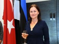 015 Helen Haas, Türgi Vabariigi aastapäeva tähistamine Tallinna Swissôtellis. Foto: Urmas Saard