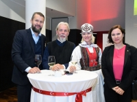037 Türgi Vabariigi aastapäeva tähistamine Tallinna Swissôtellis. Foto: Urmas Saard