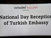 041 Türgi Vabariigi aastapäeva tähistamine Tallinna Swissôtellis. Foto: Urmas Saard