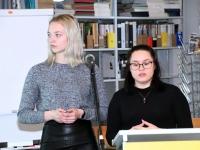 009 Ühisfesti kokkuvõtted Pärnu kolledžis. Foto: Urmas Saard