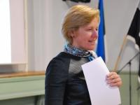 013 Pärnu Ühisgümnaasiumi vilistlaskogu asutamine. Foto: Urmas Saard