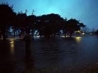 2 Üleujutuse ohus Pärnu. Foto: Urmas Saard