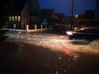4 Üleujutuse ohus Pärnu. Foto: Urmas Saard