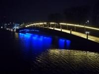 6 Üleujutuse ohus Pärnu. Foto: Urmas Saard
