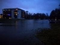 12 Üleujutuse ohus Pärnu. Foto: Urmas Saard