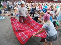 002 Untsakate kontsert XXIV Viljandi päimusfestivalil. Foto: Urmas Saard