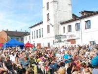 004 Untsakate kontsert XXIV Viljandi päimusfestivalil. Foto: Urmas Saard