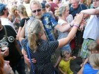 015 Untsakate kontsert XXIV Viljandi päimusfestivalil. Foto: Urmas Saard