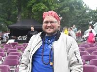 """027 """"Vaba Rahva Laul"""" Paide Vallimäel eelproovide ajal. Foto: Urmas Saard"""