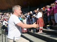 009 Vaba Rahva Laulul Intsikurmus. Foto: Urmas Saard