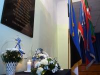 016 Vabadussõjas võidelnute mälestamine Sindi gümnaasiumis. Foto: Urmas Saard