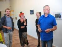 001 Vabatahtlikud Pärnu Nooruse majas. Foto: Urmas Saard
