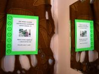 001 Vanda Kirikali seitsmes näitus. Foto: Urmas Saard