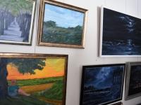 002 Vanda Kirikali seitsmes näitus. Foto: Urmas Saard