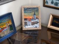 005 Vanda Kirikali seitsmes näitus. Foto: Urmas Saard