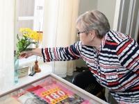010 Vanda Kirikali seitsmes näitus. Foto: Urmas Saard