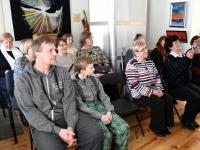 012 Vanda Kirikali seitsmes näitus. Foto: Urmas Saard