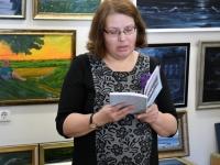 017 Vanda Kirikali seitsmes näitus. Foto: Urmas Saard