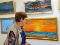 002 Vanda Kirikali teine näitus Sindi muuseumis