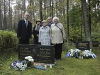 005 Vastupanuvõitlemise päev Tallinna Metsakalmistul. Foto: Heidi Tooming