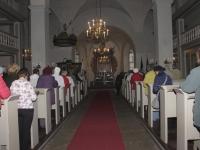 008 Vastupanuvõitlemise päev Rakvere Kolmainu kirikus. Foto: Heidi Tooming
