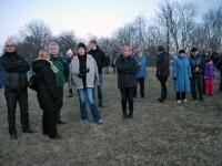 013 Jüripäeva eelõhtul Vatla linnuses. Foto: Urmas Saard