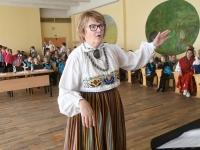 004 Vievise 13. laulukonkursi päev. Foto: Urmas Saard