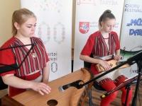 006 Vievise 13. laulukonkursi päev. Foto: Urmas Saard