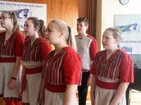 007 Vievise 13. laulukonkursi päev. Foto: Urmas Saard