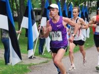 005 Viiendal võidupüha maratonil Sindis. Foto: Urmas Saard